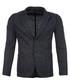 Agalto pewter cotton & linen blazer Sale - hugo boss Sale