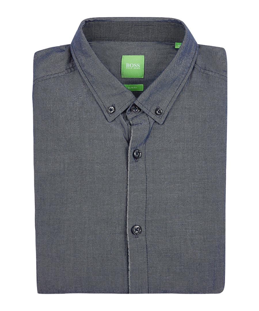Baltero pewter pure cotton shirt Sale - hugo boss