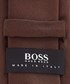 Brown pure silk tie Sale - hugo boss Sale