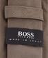 Khaki pure silk slim tie Sale - hugo boss Sale