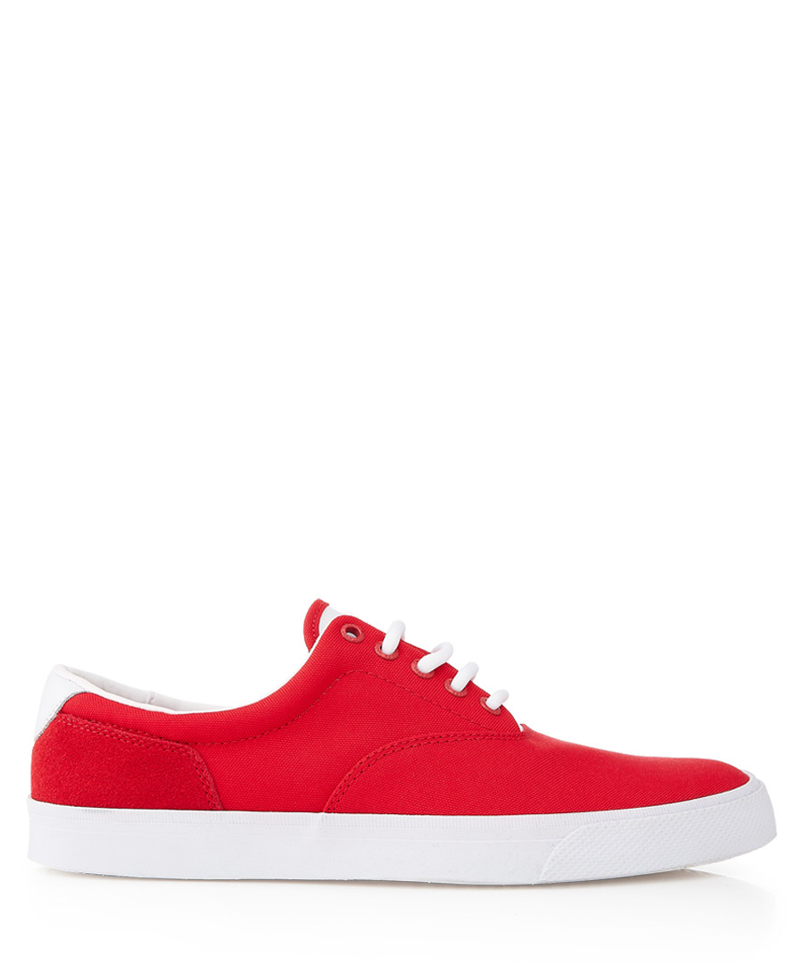 Apeco red sneakers Sale - hugo boss