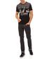 Black pure cotton 73 T-shirt Sale - galvanni Sale