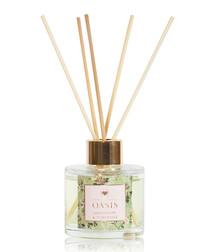 Oasis geranium & tuberose reed diffuser