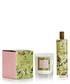 2pc Geranium & tuberose scented set Sale - oasis Sale