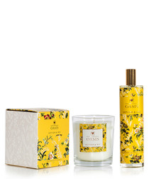 2pc Vetiver & iris scented set