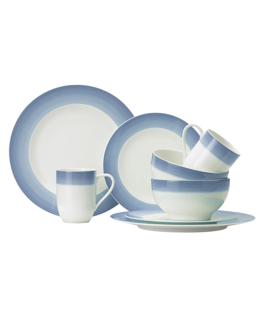 8pc For Me & You porcelain dinner set Sale - villeroy & boch