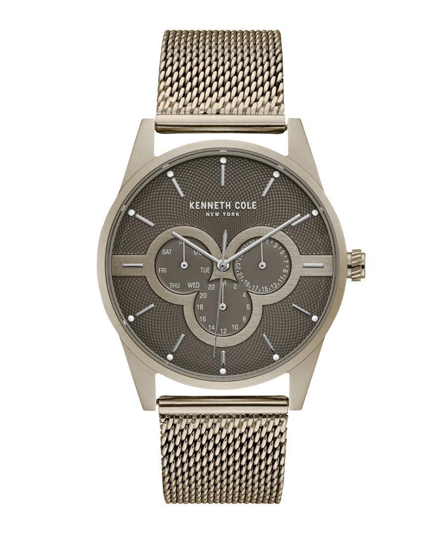 Antique silver-tone quartz watch Sale - ken cole