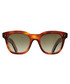 Havana squared D-frame sunglasses Sale - cutler and gross Sale