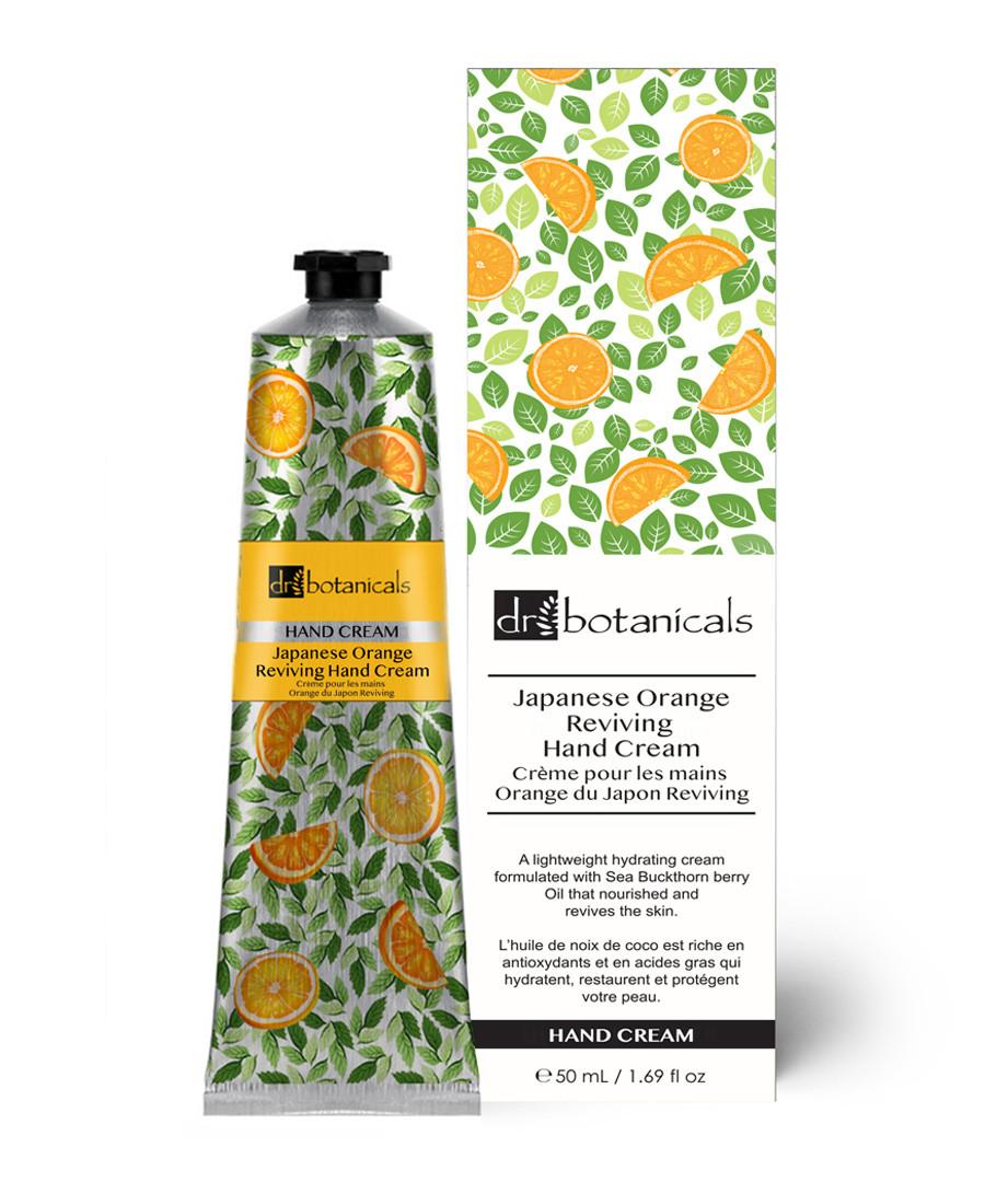 Japanese Orange reviving hand cream 50ml Sale - doctor botanicals