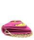 Fuchsia embroidered velvet purse Sale - Prada Sale