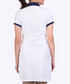 White cotton stretch shirt dress Sale - felix hardy Sale
