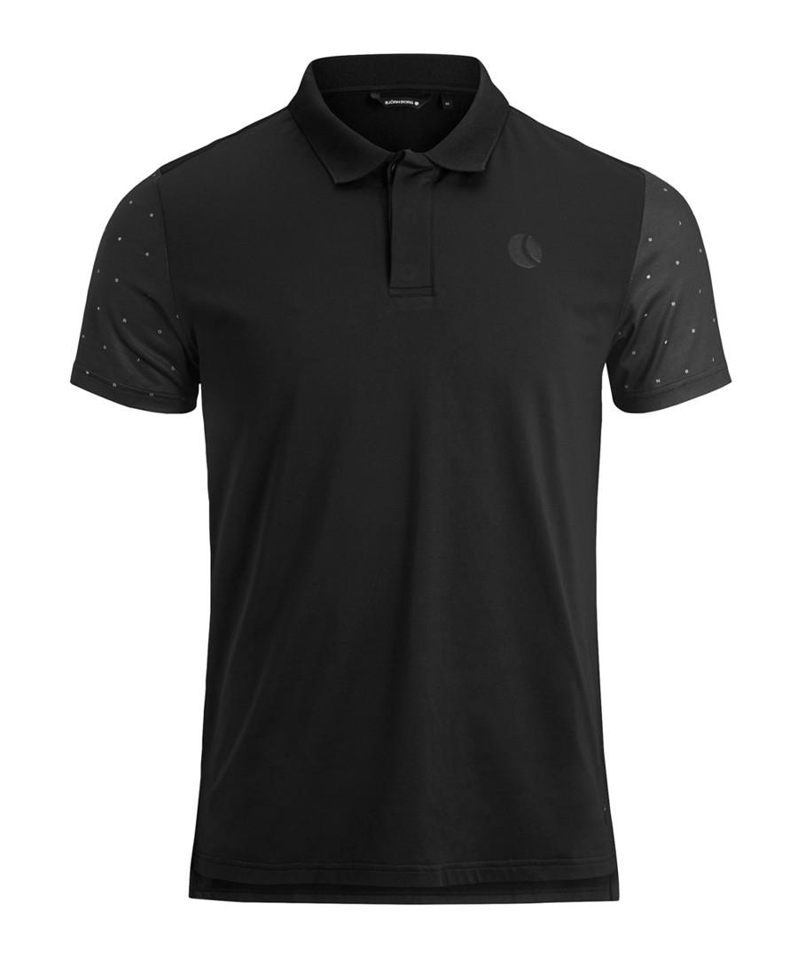 Black short sleeve polo shirt Sale - Bjorn Borg