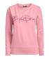 Candy pink logo sweatshirt Sale - Bjorn Borg Sale
