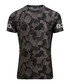 Olive camouflage print T-shirt Sale - bjorn borg Sale
