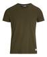 Men's khaki pure cotton T-shirt Sale - bjorn borg Sale