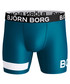 2pc Black & blue logo boxers set Sale - bjorn borg Sale