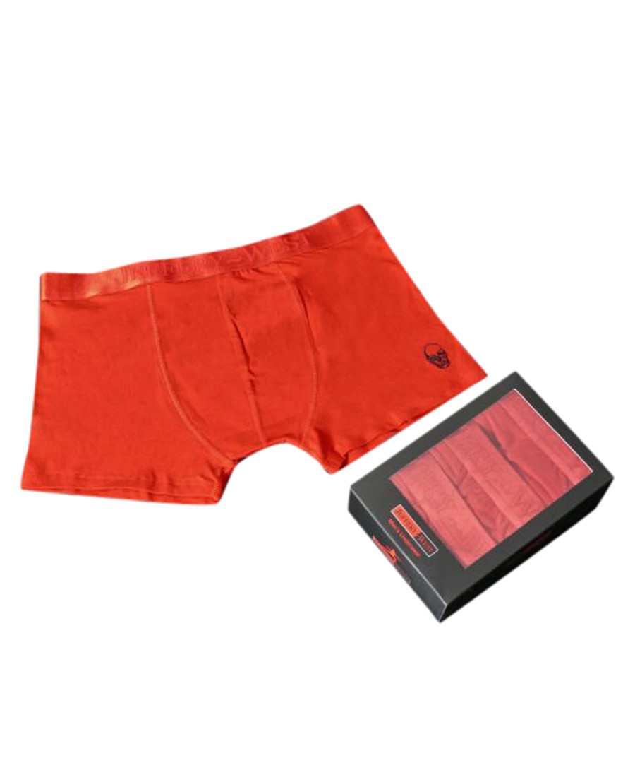 Red pure cotton briefs Sale - jeffery west
