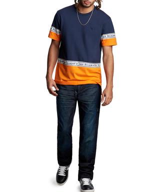 e9f0a418030 ricky flap super t dark blue jeans Sale - true religion Sale