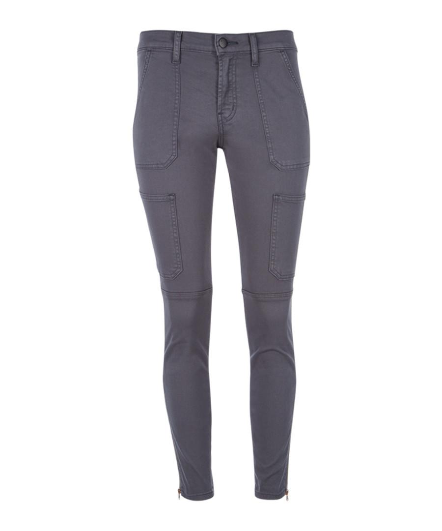 Skinny Utility volcanic ash cotton jeans Sale - J Brand