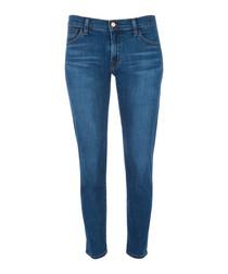 Sadey lovesick mid-rise slim jeans