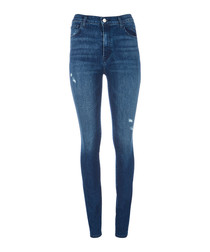 Carolina mystic super-high skinny jeans