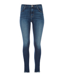 Maria gratitude high-rise skinny jeans