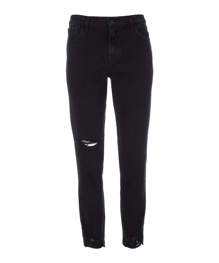 Johnny swathe mid-rise boyfriend jeans Sale - j brand