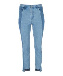 Ruby genesis cigarette crop jeans