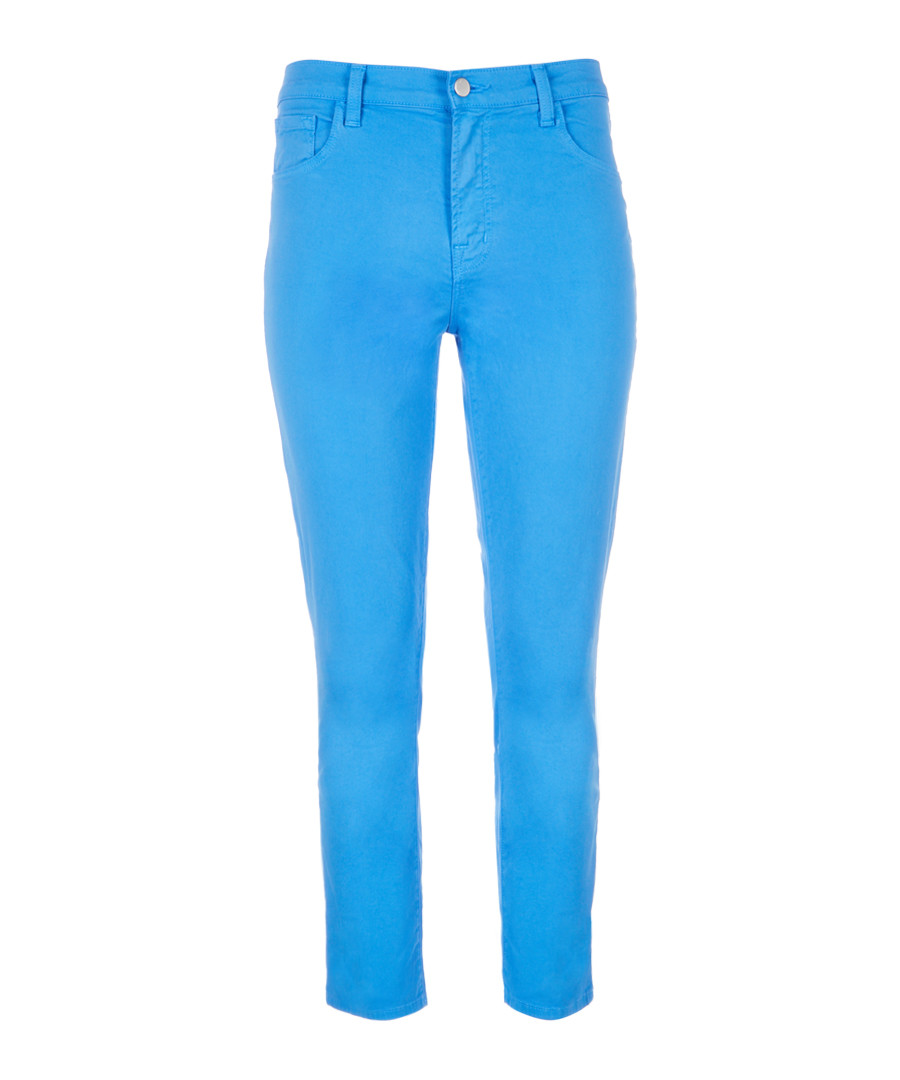Ruby cornflower cigarette crop jeans Sale - J Brand