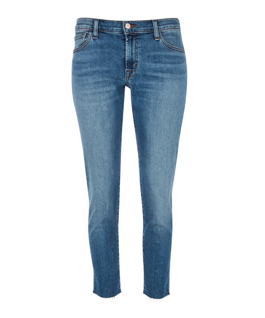 Sadey delphi mid-rise straight jeans Sale - j brand