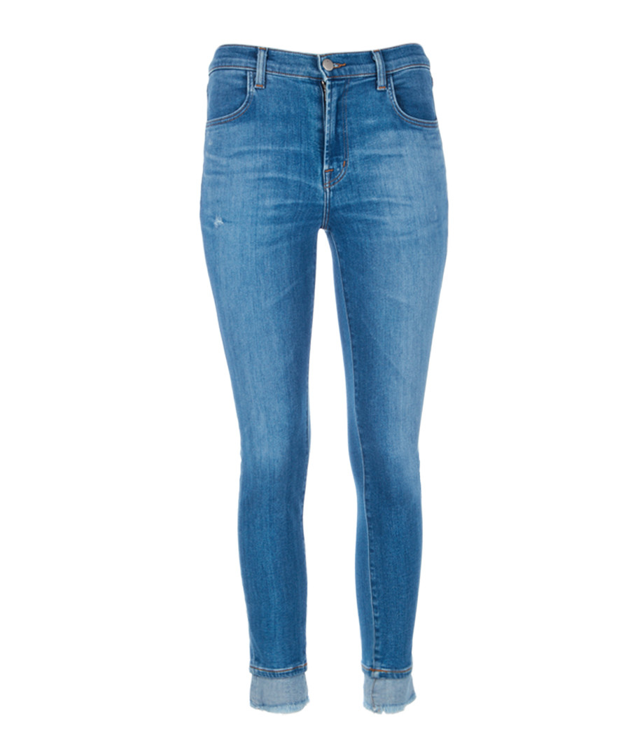 Alana sawyer high-rise crop skinny jeans Sale - J Brand