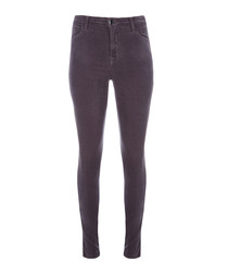 Maria whistle high-rise skinny jeans
