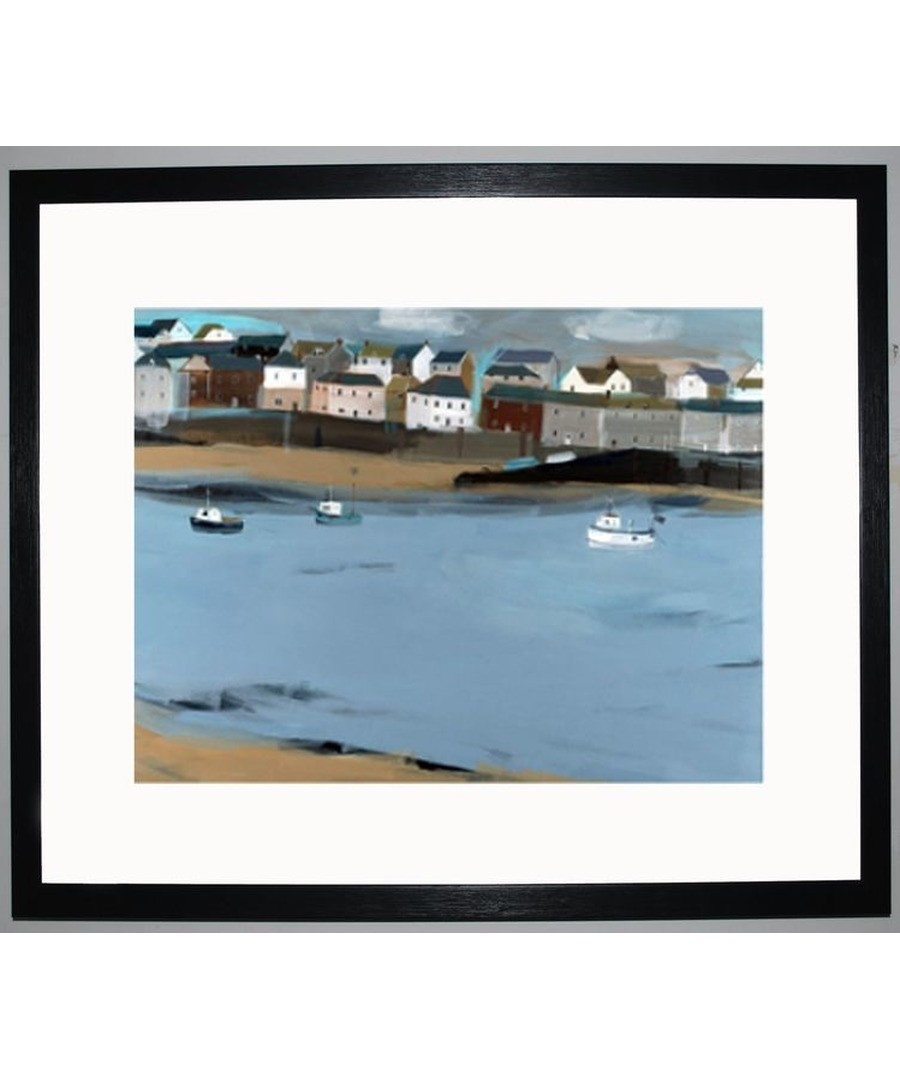 St Ives Art Print by Hannah Cole Sale - The Art Guys