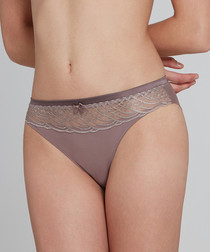 Taupe briefs
