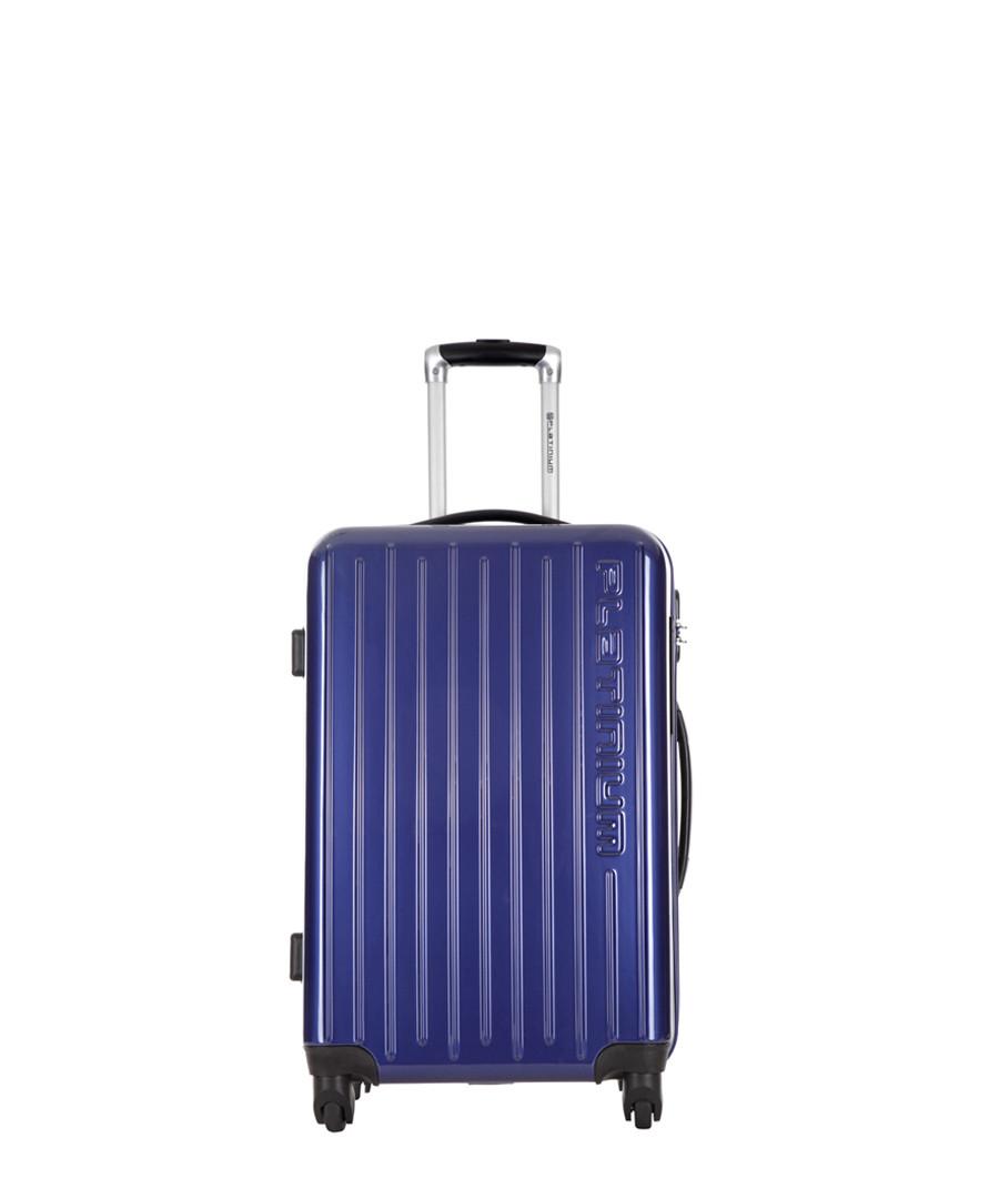 Bexley blue suitcase 48cm Sale - platinium