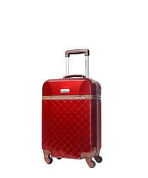 crimson cabin luggage case 50cm
