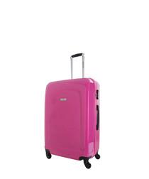 Clarks fuchsia suitcase 60cm