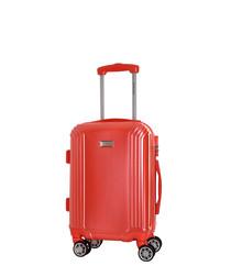 kirwee coral suitcase 66cm