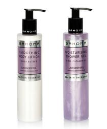 2pc Lavender body care set