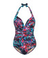 Hourglass Alina buckle swimsuit Sale - seaspray Sale