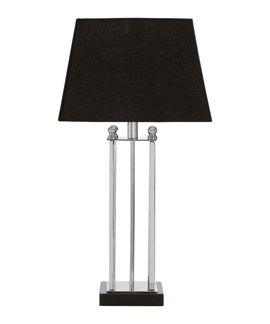 Hoffmann granite base table lamp Sale - premier