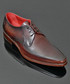 Apron Gibson brown leather Derby shoes Sale - Jeffery West Sale