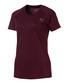 A.C.E. plum cotton blend active T-shirt Sale - puma Sale