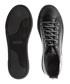 Black fabric heart platform sneakers Sale - Love Moschino Sale