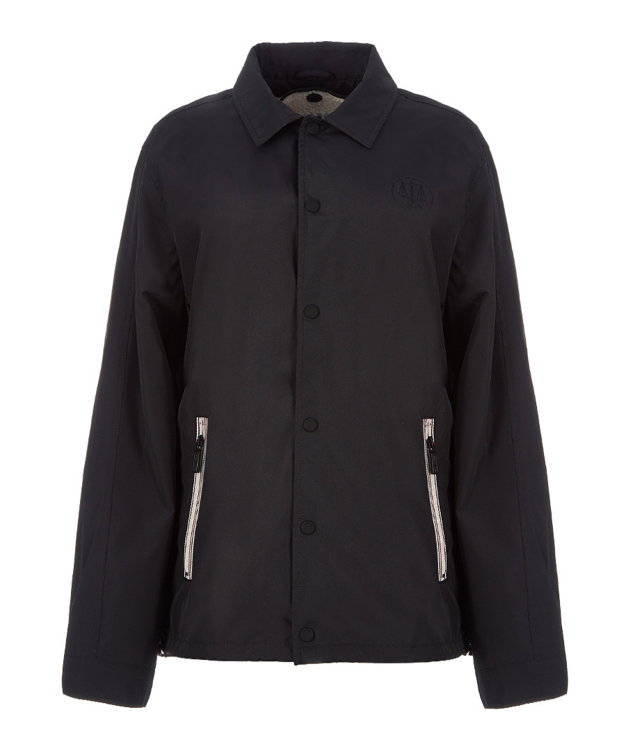 Black shell jacket Sale - hunter