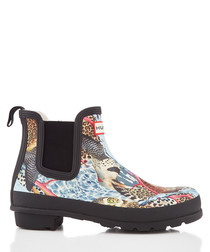 Women's Hypernormal rubber Chelsea boots