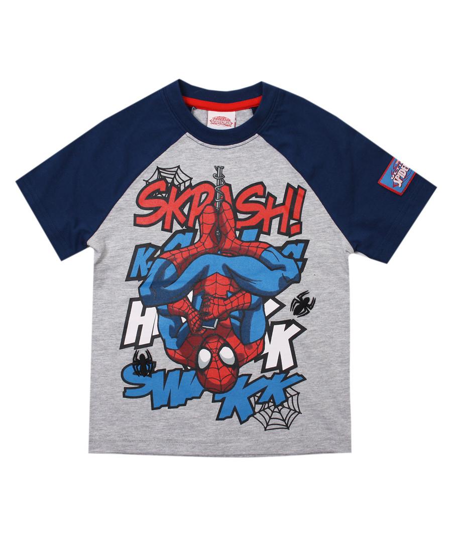 kids' SKRASH spiderman cotton T-SHIRT Sale - marvel