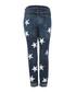 The Fling blue star boyfriend jeans Sale - Current Elliott Sale