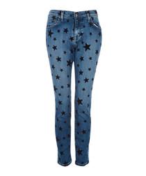 The Fling star boyfriend cropped jeans