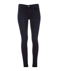 The Stiletto Slim dark blue jeans